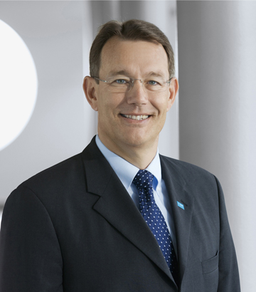 Michael Heinz, Member of the Board of Executive Directors of BASF