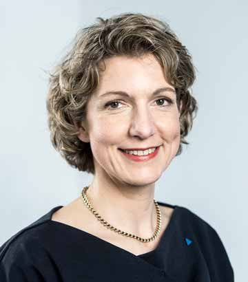 Ruth Werhahn Member of the Executive Board of Management at TÜV Rheinland