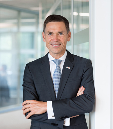 Christoph Kübel Managing Director and Labour Director at Bosch
