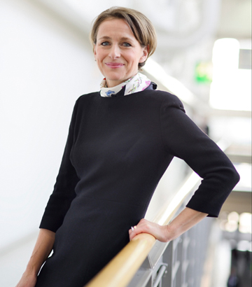 Martina Koederitz, Managing Director Germany, Austria and Switzerland of IBM