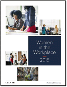 McKinsey & Company und Lean In: Women in the workplace (2015)