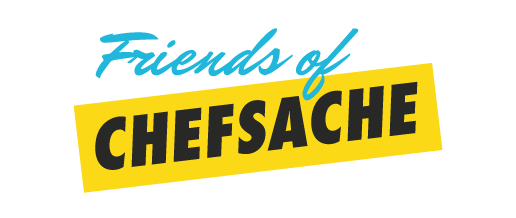Logo der Friends of Chefsache